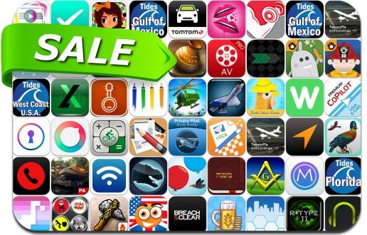 iPhone & iPad App Price Drops - December 12, 2014