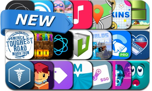 Newly Released iPhone & iPad Apps - April 16, 2016