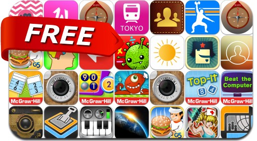 iPhone & iPad Apps Gone Free - September 29, 2014