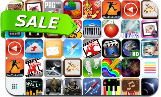 iPhone & iPad App Price Drops - May 26