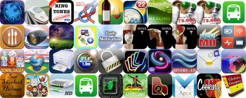 iPhone and iPad Apps Price Drops - February 5 Roundup