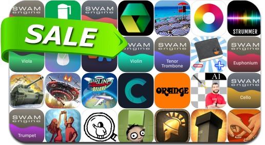 iPhone & iPad App Price Drops - July 15, 2021