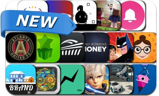 Newly Released iPhone & iPad Apps - March 4, 2017
