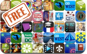 iPhone and iPad Apps Gone Free - August 22