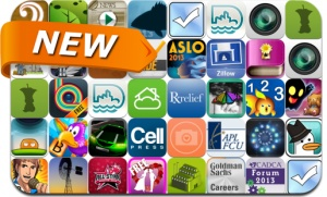 Newly Released iPhone & iPad Apps - February 6