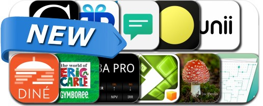 Newly Released iPhone & iPad Apps - September 14, 2014