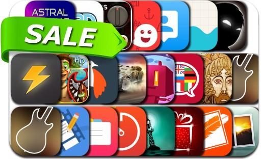 iPhone & iPad App Price Drops - August 29, 2017