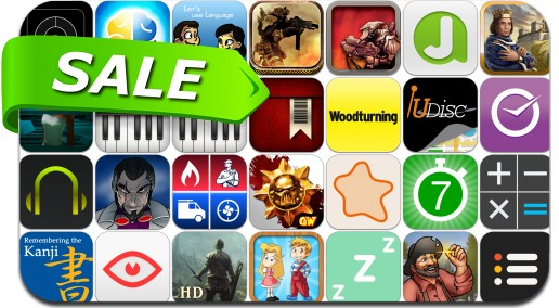iPhone & iPad App Price Drops - April 10, 2015