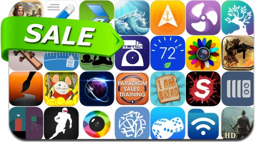 iPhone & iPad App Price Drops - August 26, 2016