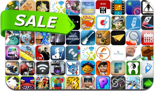 iPhone & iPad App Price Drops - May 10