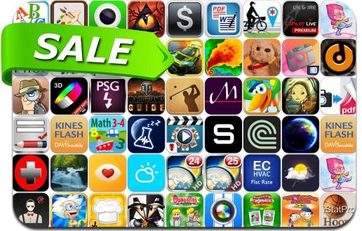 iPhone & iPad App Price Drops - September 25