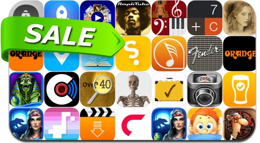 iPhone & iPad App Price Drops - September 16, 2015