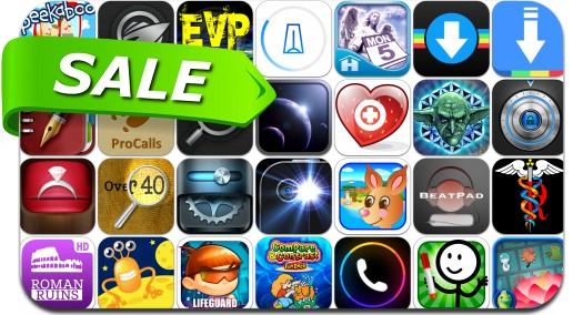 iPhone & iPad App Price Drops - September 10, 2014
