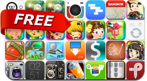 iPhone & iPad Apps Gone Free - April 29, 2014