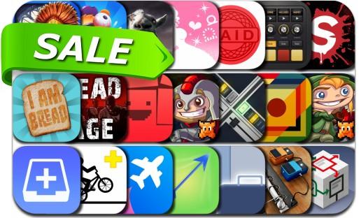 iPhone & iPad App Price Drops - October 28, 2017