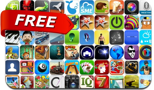 iPhone & iPad Apps Gone Free - May 10