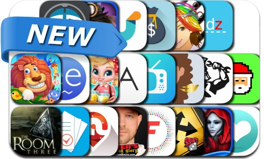 Newly Released iPhone & iPad Apps - November 5, 2015