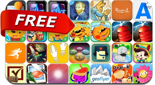 iPhone & iPad Apps Gone Free - September 3, 2014