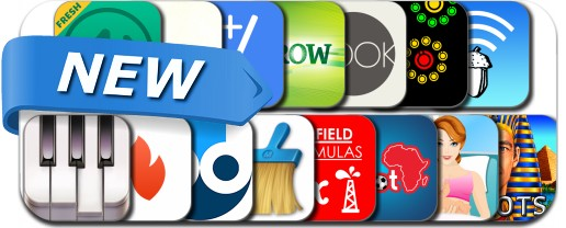 Newly Released iPhone & iPad Apps - January 24, 2015