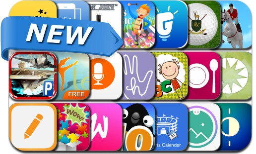 Newly Released iPhone & iPad Apps - February 3, 2014