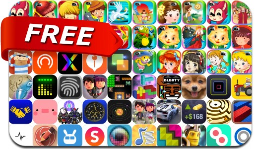 iPhone & iPad Apps Gone Free - November 23, 2018