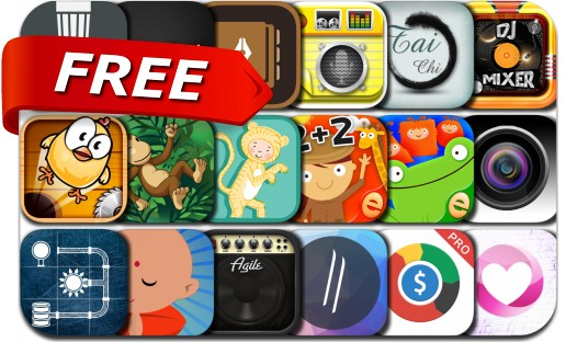 iPhone & iPad Apps Gone Free - May 28, 2016