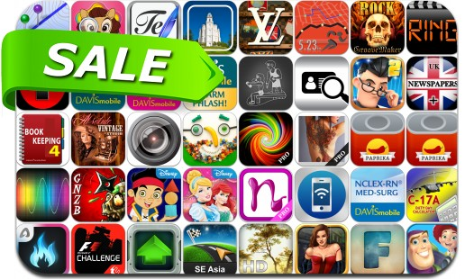 iPhone & iPad App Price Drops - November 22