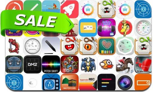 iPhone & iPad App Price Drops - April 15, 2020