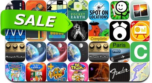 iPhone & iPad App Price Drops - September 15, 2015