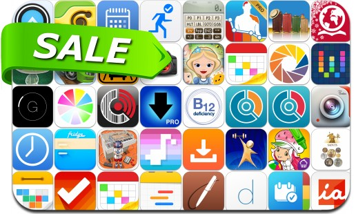 iPhone & iPad App Price Drops - January 28, 2015