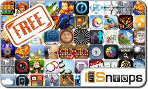 iPhone and iPad Apps Gone Free - June 2