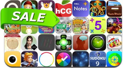 iPhone & iPad App Price Drops - November 10, 2015