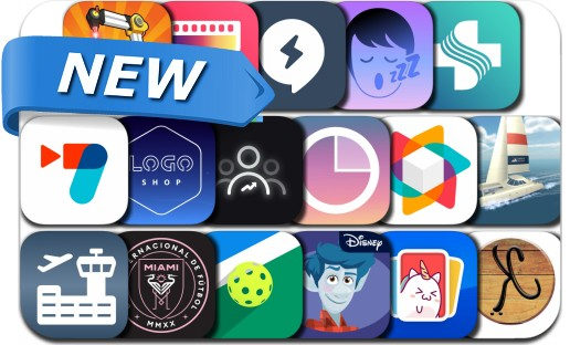Newly Released iPhone & iPad Apps - March 10, 2020