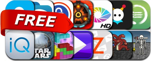 iPhone & iPad Apps Gone Free - April 13, 2017
