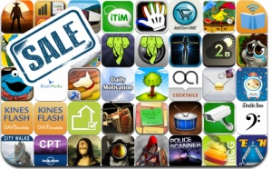 iPhone and iPad Apps Price Drops - September 18