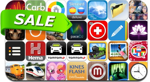 iPhone & iPad App Price Drops - February 5, 2015