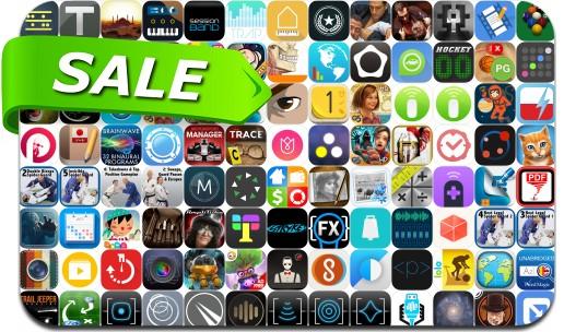 iPhone & iPad App Price Drops - November 28, 2015