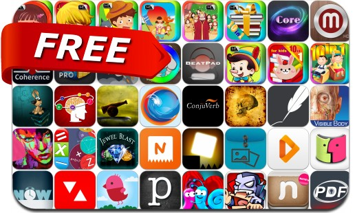 iPhone & iPad Apps Gone Free - December 4