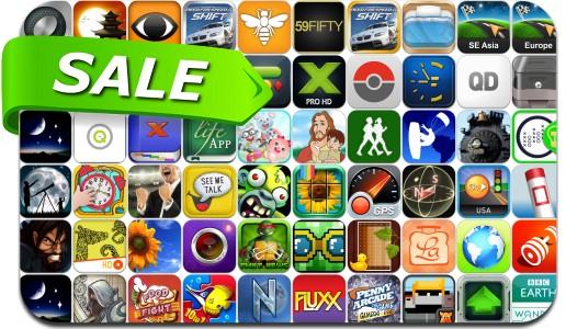 iPhone & iPad App Price Drops - May 24