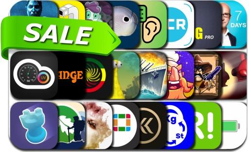 iPhone & iPad App Price Drops - July 24, 2021
