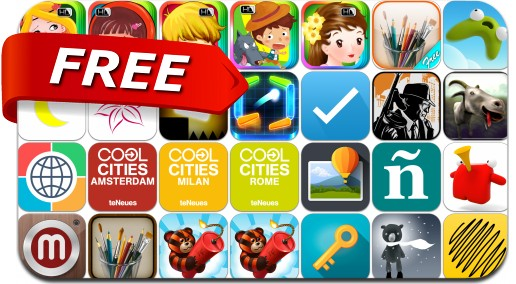 iPhone & iPad Apps Gone Free - December 16, 2014