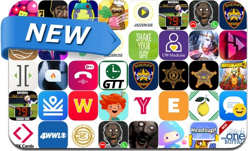 Newly Released iPhone & iPad Apps - September 18, 2019