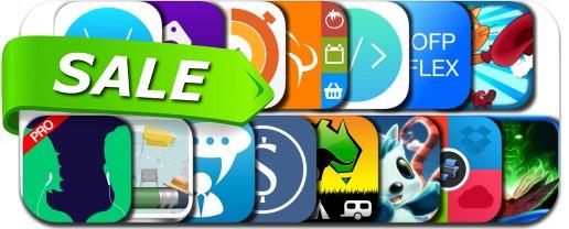 iPhone & iPad App Price Drops - October 19, 2015