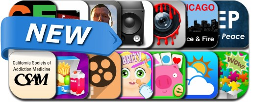 Newly Released iPhone & iPad Apps - October 14