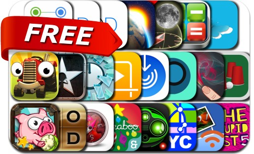 iPhone & iPad Apps Gone Free - December 19, 2015