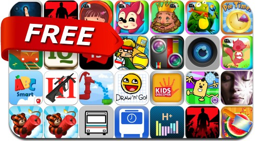 iPhone & iPad Apps Gone Free - September 24