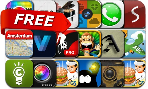 iPhone & iPad Apps Gone Free - December 9
