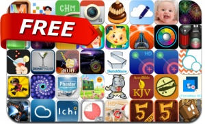 iPhone and iPad Apps Gone Free - January 1