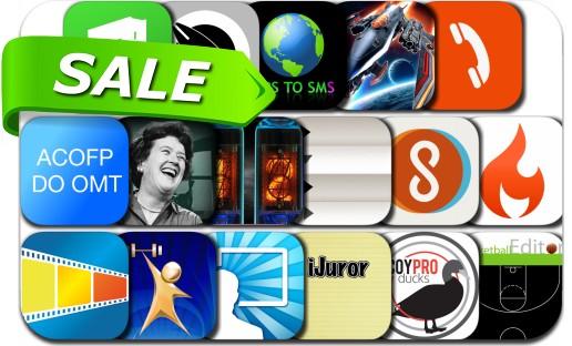 iPhone & iPad App Price Drops - October 18, 2015