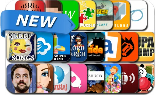 Newly Released iPhone & iPad Apps - September 1